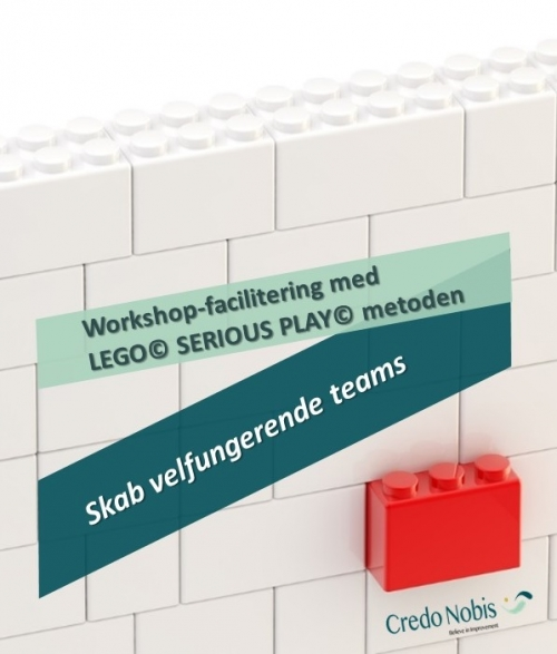 Velfungerende teams workshop Skab engagement LEGO SERIOUS PLAY