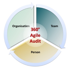 CredoNobis Coaching - 360° Agile Audit - Succesfuld transformation